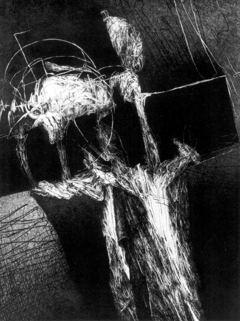 Oratio - Cyrenejczy pomaga niesc krzyz