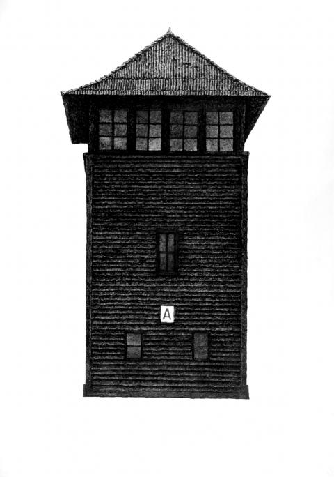 Alfabet Auschwitz A